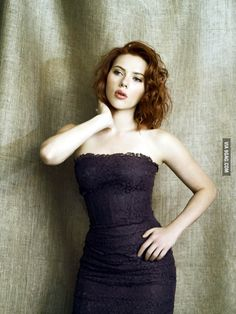 Scarlett Johansson - 9GAG