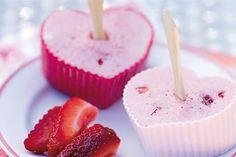 Odwiedź Kuchnię Lidla i wypróbuj nasz przepis na doskonałe lodowe torciki na maślance z truskawkami!