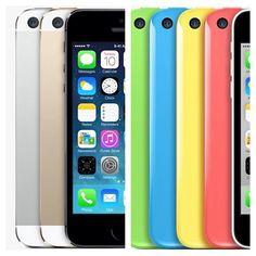 Cupertino, Ca (USA). Apple ha presentato la nuova generazione iPhone: 5S e 5C