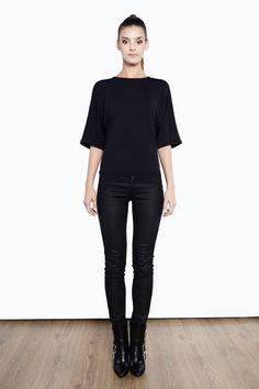 Bluzka kimonowa 1415/17 Normcore, Tops, Women, Style, Fashion, Tunic, Swag, Moda, Fashion Styles