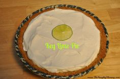 Key Lime Pie Recipe: Progressively Perfect Dinner Party
