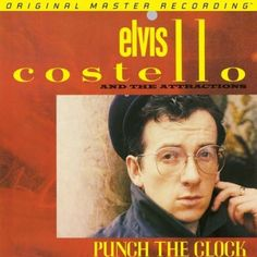 Punch the Clock [Vinyl LP] - Elvis & the Attractions Costello