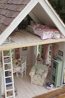 dreamy doll house