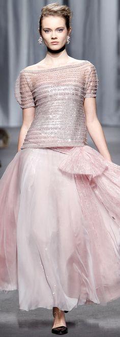 Chanel spring 2011 HC.