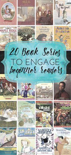 beginner readers chapter books