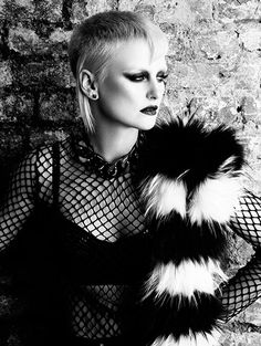 Hair: Jake Unger @ HOB Salons Photography: John Rawson Make-up: Lan Nguyen-Grealis Stylist: Sophie Kenningham
