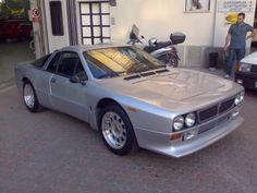 1980 Lancia Beta Montecarlo Replica 037