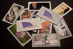 Photographic Visit Card
