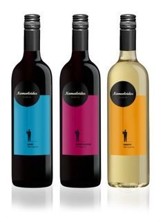 In vino veritas. Wine Bottle Design, Wine Label Design, Cutting Wine Bottles, Wine Bottle Labels, Bottle Packaging, Brand Packaging, Packaging Ideas, History Of Wine, Wine Logo