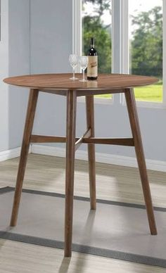 Image result for counter height modern table