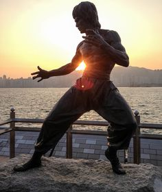 Bruce Lee by Joe Graf, via 500px