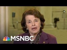 Dianne Feinstein: Jeff Sessions Is Wrong Man For The Time | Andrea Mitchell | MSNBC - YouTube