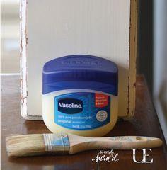 Πώς να δώσετε παλαιωμένη όψη σε ξύλο με τη βοήθεια βαζελίνης! {ΒΙΝΤΕΟ}   30 φανταστικές ιδέες!