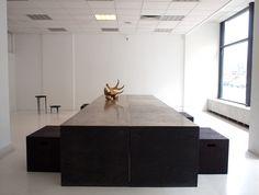 """Rick Owens """"To Pop A Boner"""" Furniture Exhibition - Presented by Angelika Taschen"""