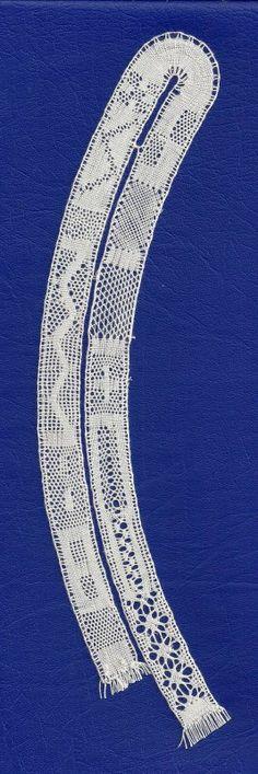 Dentelle Milanaise : le labyrinthe, essai 1 Pin Weaving, Bobbin Lace Patterns, Lace Heart, Lace Jewelry, Diy Headband, Lace Making, Lace Detail, Blog, Bobbin Lace