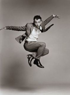 Jude Law, also on the list of people I want to meet.