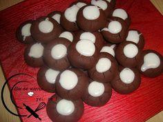 Κουλουράκια Κακάο-Υποβρύχιο! Cookies, Desserts, Blog, Tailgate Desserts, Biscuits, Deserts, Dessert, Cookie Recipes, Cookie