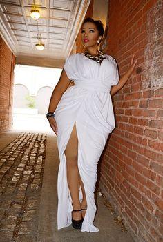 white plus size dresses 21 #plus #plussize #curvy