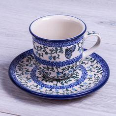 SET TAZA CITY MOKA CON PLATO GEORGIA Handmade with love. Este producto ha sido elaborado y pintado a mano por expertas artesanas. Doble cocción a 1300ºC única en el mundo, brillo y dureza extraordinarios en el uso diario. #taza #handmade #deco #hogar#cocina #tazas #café #coffee #pottery #artesanal #ceramica