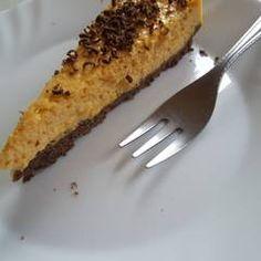 Sütőtökös sajttorta | Orsi Bornemisza receptje - Cookpad receptek