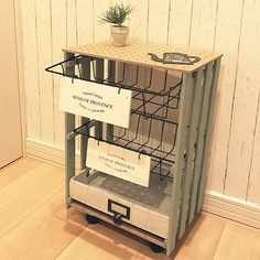 Interior examples such as shelves / skin saw remakes / baby storage / diaper storage / wire baskets Diy Crafts To Sell, Diy Crafts For Kids, Home Crafts, Sell Diy, Kids Diy, Decor Crafts, Woodworking Projects, Diy Projects, Diy Kit