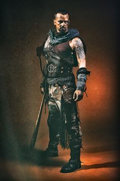 Costume Fred, Mad Max, post-apocalyptique, zombie