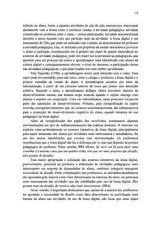 Página 153  Pressione a tecla A para ler o texto da página