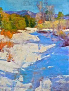 Gregory Frank Harris, January Sunlight
