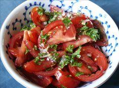 Chilean #Tomato #Salad #Recipe
