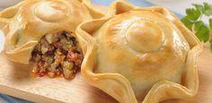 La Salteña | Recetas | Empanadas de Carne Cortada a Cuchillo