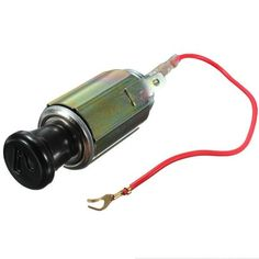 12V Car  Lighter Socket Amber Illuminated with Lighter. Specification:  quantity: 1 Pc  connector: Socket  connector Type:  Lighter Socket  rated Voltage: 12v Dc  contact Material: Brass  contact Plating: Nickel Plated  illuminated: Yes ( Amber )  mounting: Panel Mounting: 28mm Hole     fitment:   please Confirmed It Before You Bidding.  ideal Replacement For Your Old Or Broken Lighter.  it Can Be Used For Recharging Your Mobile , I-pod , Navigation   and Other Electrical Items With That…