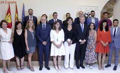 La nueva junta directiva del Colegio de Médicos de Toledo toma posesión