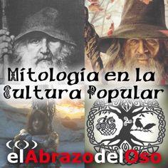En este programa de #ElAbrazodelOso hemos seguido la pista de la mitología en la cultura popular de hoy día, entre dioses, magia y caballeros en la lucha por el trono de hierro. ¡Ya puedes escucharlo!