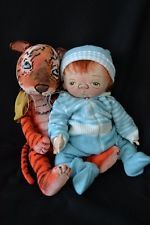 Jan Shackelford OOAK Sweet Preemie Baby Boy All Original
