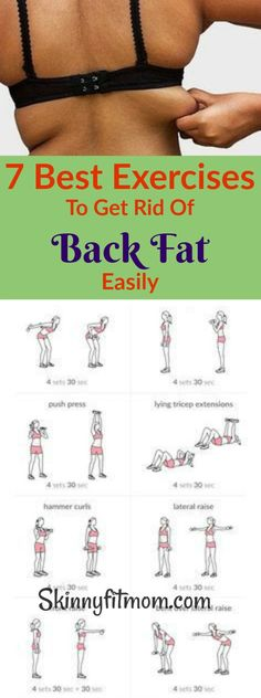 Best Exercises To Lose Arm And Back Fat Get rid of back fat, bra bulge and arm fat quick with these easy workouts.Get rid of back fat, bra bulge and arm fat quick with these easy workouts. Weight Loss Challenge, Weight Loss Plans, Weight Loss Program, Best Weight Loss, Diet Program, Start Losing Weight, How To Lose Weight Fast, Weight Gain, How To Lose Arm Fat