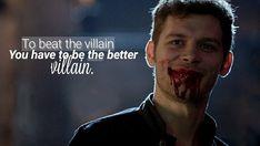 Klaus x ripper Stefan quote