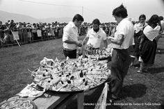 Paella-lehiaketa Aixerrotan / Concurso de paellas en Aixerrota, 1978 (Colección Kepa Urkiza)  (ref. KU03478)