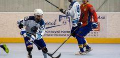 Hokejbalisté Plzně přehráli v rozhodujícím duelu Ústí a postoupili do semifinále