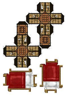 Resultado de imagen para Organizador de escritorio de Minecraft, cómo se hace
