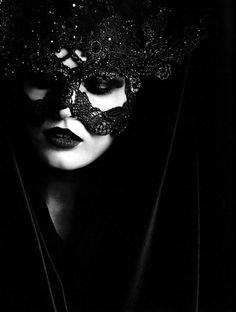 Masquerade. So exquisite