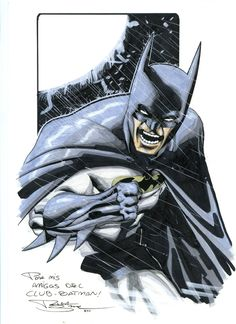 Batman by Rafa Sandoval