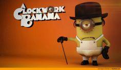Minions: La banana mecánica.