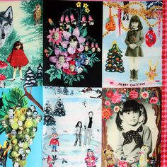 ナタリー・レテ シルクスカーフ Souvenirs d'enfance 子どものころの思い出 - パリと、猫と、エトセトラ。「マッシュノート」