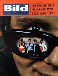 The Who - Sweden - Bild - December 1965 (Back Cover) Graphic Design Posters, Graphic Design Inspiration, Groove Movie, John Entwistle, Cd Design, Vintage Sportswear, Indie Movies, Roger Daltrey, Film Camera