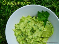 Guacamole - przepis baza