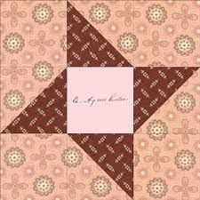 Image result for images 9 patch 4 point star quilt