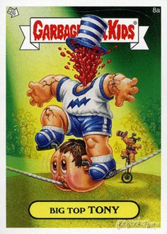 Non-sport Trading Cards Trading Card Singles 2019 New Style Hy Rye Garbage Pail Kids Card New 143b 1986 A Great Variety Of Goods