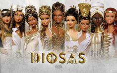 olección Diosas (Goddesses Collection)