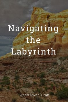 """Green River, Utah Navigating the Labyrinth """"Do you think there's water?"""" """"Hard to say...I don't think anyone has been out there in a while..."""" Our mission was to explore Utah's desert canyons, packraft a lazy section of the Green"""