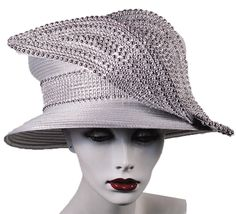 SF2121,Dressy Church Hats Spring And Summer 2015